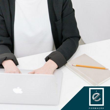 Curso de Língua inglesa – comunicação administrativa e-learning