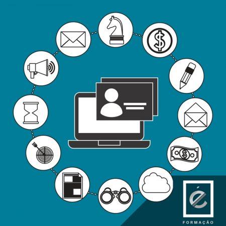 Curso Marketing Digital Certificado e Financiado
